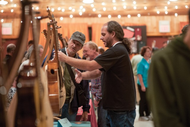 Woodstock Invitational Luthier Showcase
