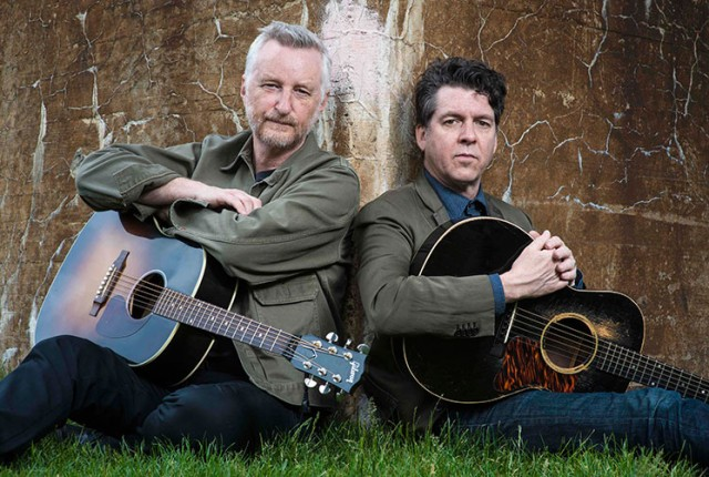 Joe Henry and Billy Bragg