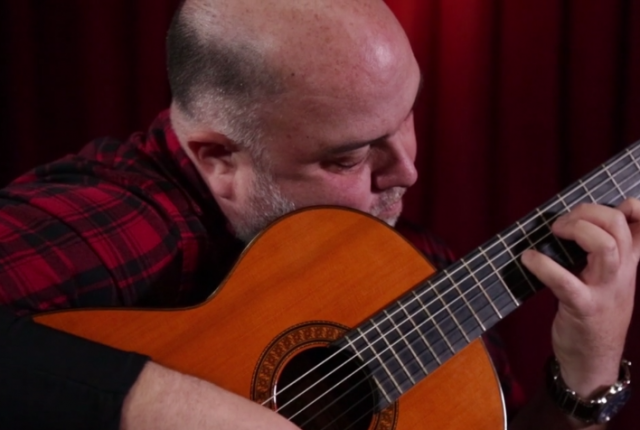 Scott Tennant: Segovia Guitar - GSI